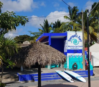 Surf Rentals and Lessons