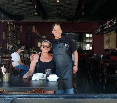 Tasty Places and Friendly Faces